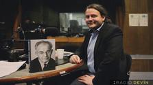Rozhovor s autorom knihy o Gustávovi Husákovi