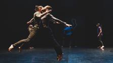 Divadlo Štúdio tanca Banská Bystrica uvádza Prízrak