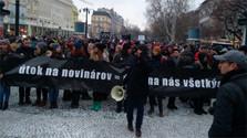 Meurtre de Jan Kuciak : Reporters sans frontières à Bratislava