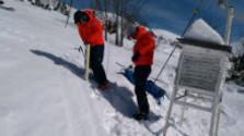 Na Chopku s pracovníkmi Strediska lavínovej prevencie HZS