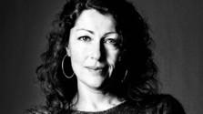 Spisovateľka Elisabeth Åsbrink v Ráne na eFeMku