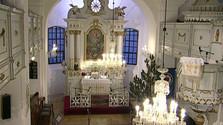 Slávnostné služby Božie na 1. sviatok vianočný