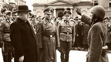 Dissolution of Czechoslovakia in 1939