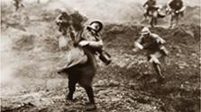 Frontové línie v roku 1918