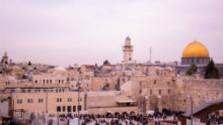 Izrael - sväté miesta