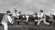 Klenotnica ľudovej hudby - Veľkonočná šibačka a oblievačka (1980)