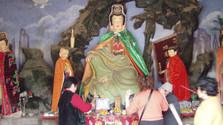 Čína – sviatky jari v taoistickom kláštore