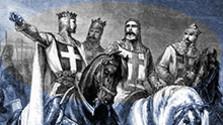 Ako križiaci dobyli Jeruzalem