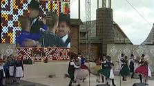 Folklórny festival Východná - KAŽDÝ CHVÍĽKU ŤAHÁ PÍLKU