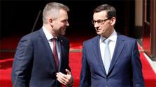 Pellegrini über slowakisch-polnische Zusammenarbeit