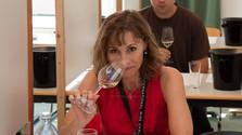 Edita Ďurčová - embajadora del vino eslovaco