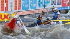 Striebro zo slalomu v divokej vode