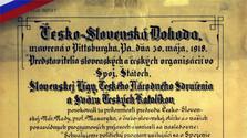 Sto rokov od podpisu Pittsburskej dohody