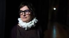 Spisovateľka Donatella Di Pietrantonio v Ráne na eFeMku
