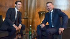 Premiéri Vyšehradskej štvorky rokujú s rakúskym kancelárom