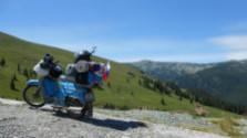 Po Európe na 46 ročnom motocykli