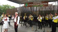 Spevník ľudových piesní z obce Hostie