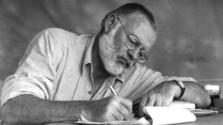 Verše:  Ernest Hemingway – Verše pre istú dievčinu