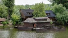Mlyny na Malom Dunaji