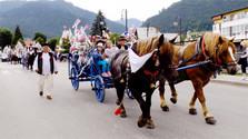 Jánošík-Tage in Terchová: Fuhrmänner, Folklore und ein Räuberheld