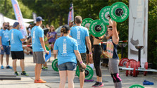 Das Open Air Gym Festival in Nitra
