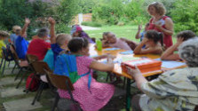 Gyülekezeti napközis tábor