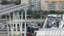 K veci: Na diaľnici pri talianskom Janove sa zrútila časť mosta