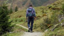 Nový chodník v obci Horná Lehota pod Nízkymi Tatrami