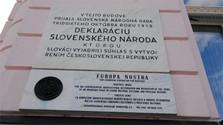 Pred 101 rokmi bola prijatá Deklarácia slovenského národa