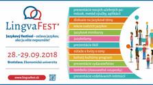 En Bratislava se celebrará la 1ª edición del festival internacional LingvaFest