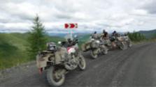 Rusko – 14 000 kilometrov na motorkách