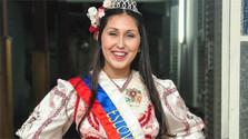 Érica Jesuana Yacobiti Rac – descendiente de eslovacos emigrados a Argentina