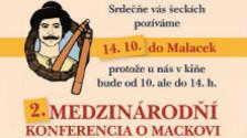 V Malackách bude znova konferencia o Mackovi