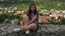 Julieta Laura Mosny – descendiente de eslovacos emigrados a Argentina