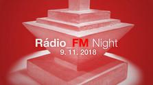 Rádio_FM Night: L Plus / Galagha & Gabbana / Changing Faces / Kutlo & Jimmy Danger