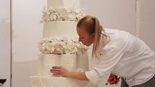 Dominika Hitková, vedúca dizajnu v najstaršej cukrárni vo Viedni