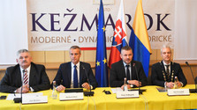 Session gouvernementale à Kežmarok