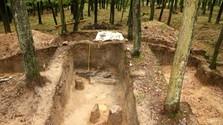 Anjeli nad Bojnou - fíčer o archeologickom objave