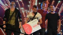 Víťazi Košického zlatého pokladu 2018 a finálový koncert