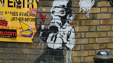 Tisíc hrmených: Máme ďalší dôkaz o tom, že 3D z Massive Attack je Banksy?