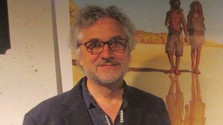 Oscar winning director in Bratislava