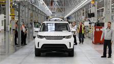 Regierung will Jaguar Landrover-Werk in Nitra fördern
