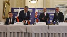 Les Ministres de la défense du V4 pour un groupe commun de combat de Visegrad