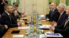 Brexit im slowakischen Regierungsamt diskutiert