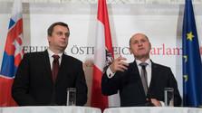 Sur la proximité de l'Autriche et de la Slovaquie