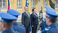 Ministre slovaque de la défense en Bosnie