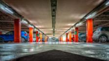 Parkovanie v podzemných garážach