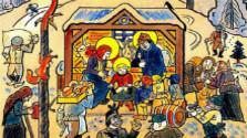Výstava Vianoce Josefa Ladu