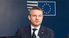 Le premier ministre Peter Pellegrini à Bruxelles