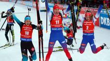El gran éxito del biatlón eslovaco
